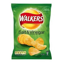 Walkers Salt & Vinegar 32.5g BBD 24/10/20