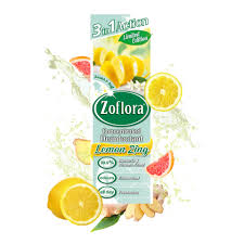 Zoflora Concentrated Disinfectant 250ml - Lemon Zing