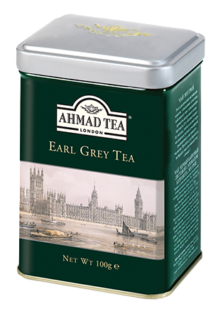 Ahmad Tea - Earl Grey 100g