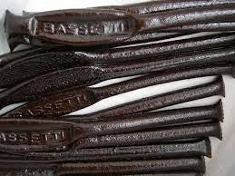 Bassetti Hard Liquorice Sticks