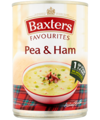 Baxters Pea and Ham Soup