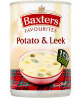 Baxters Potato & Leek Soup