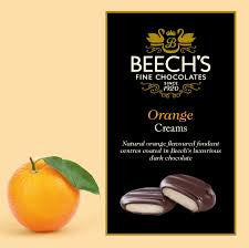Beech's Orange Creams 90g