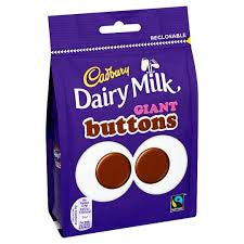 Cadbury Giant Buttons 119g
