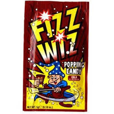 Fizz Wiz Popping Candy - Cola