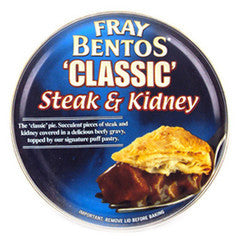 Fray Bentos Pie - Steak & Kidney