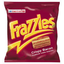Smiths' Frazzles BBD 19/9/20