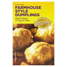 Golden Fry Farmhouse Style Dumplings Mix