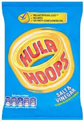 Hula Hoops Salt & Vinegar BBD 21/12/19