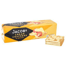 Jacob's Cream Crackers 300g