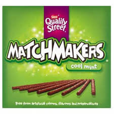Nestle Quality Street Matchmakers Cool Mint 120g
