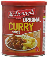 McDonnells Original Curry Sauce 250g