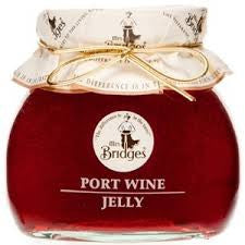 Mrs Bridges Port Wine Jelly 250g