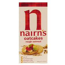 Nairn's Rough Oatcakes 250g