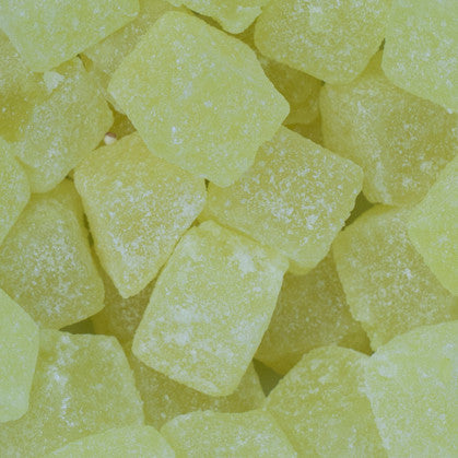 Pineapple Cubes 100g