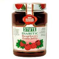 Stute Diabetic Raspberry Seedless Jam