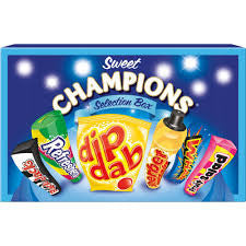 Candyland Sweet Champions Selection Box 170g