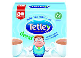 Tetley Decaf 80 Tea Bags