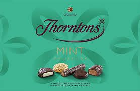 Thorntons Seasonal Assorted Mint Collection 232g