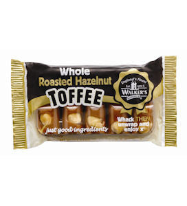 Walker's Nonsuch Whole Roasted Hazelnut Toffee