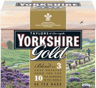 Yorkshire Tea Gold 80 Tea Bags