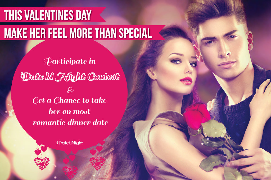Take Your DATE to Royal Date this Valentines Day with DatekiNight