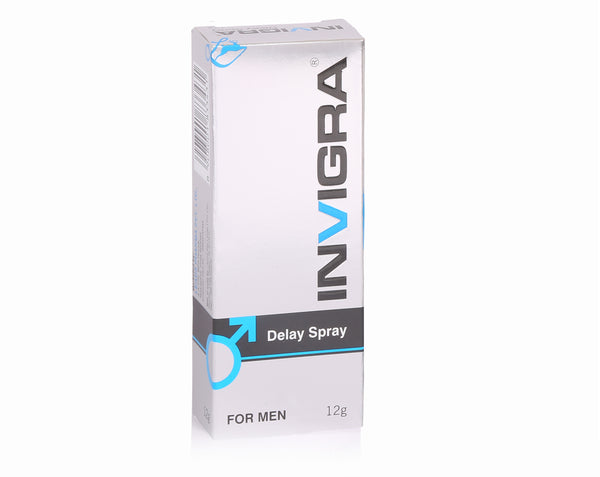Invigra Delay Spray For Mens for  at itspleaZure