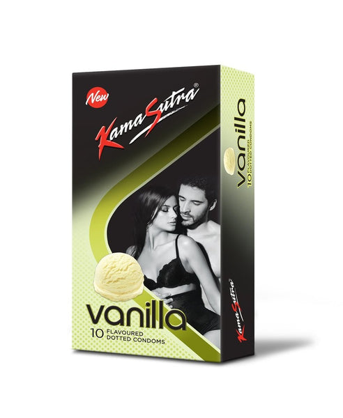 Kamasutra Excite Vanilla Pack Of 10 for  at itspleaZure