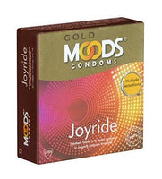 Moods Condoms Joyride Pack Of 3 for  at itspleaZure