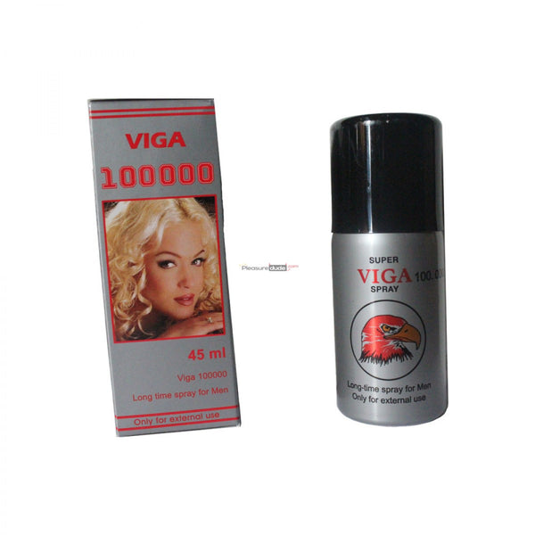 ItspleaZure Super Viga 100000 Sex Delay Spray For Men Long Time Spray for  at itspleaZure