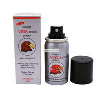 Buy ItspleaZure Super Viga 100000 Sex Delay Spray For Men Long Time Spray for Rs. 749.00 at itspleaZure