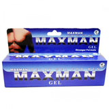 MAXMAN DELAY CREAM-BLUE for  at itspleaZure