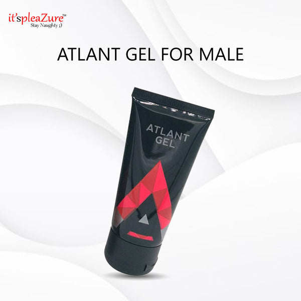 ATLANT GEL for male for  at itspleaZure