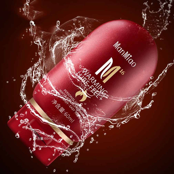 ManMiao Warming Mainly Body Massage Lubricant for  at itspleaZure