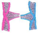 ItspleaZure  Women's Breathable Butterfly G-String Underwear (Pack Of 2) for  at itspleaZure