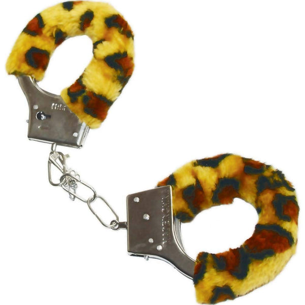 Sex & Mischief Animal Furry Handcuff for  at itspleaZure