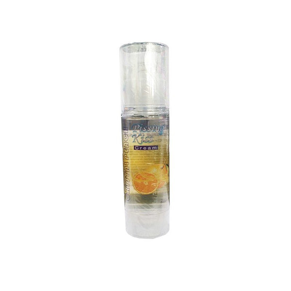 Pissing Kiss Sexual Lubricant-Orange for  at itspleaZure