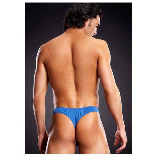 Buy Microfiber Thong - Blue for 799.00 at itspleaZure