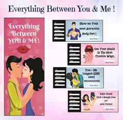 ItspleaZure Everything Between You & Me - Coupon Game