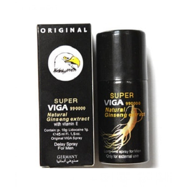 Viga Strong 990000 Delay Spray For Men 45ml for  at itspleaZure