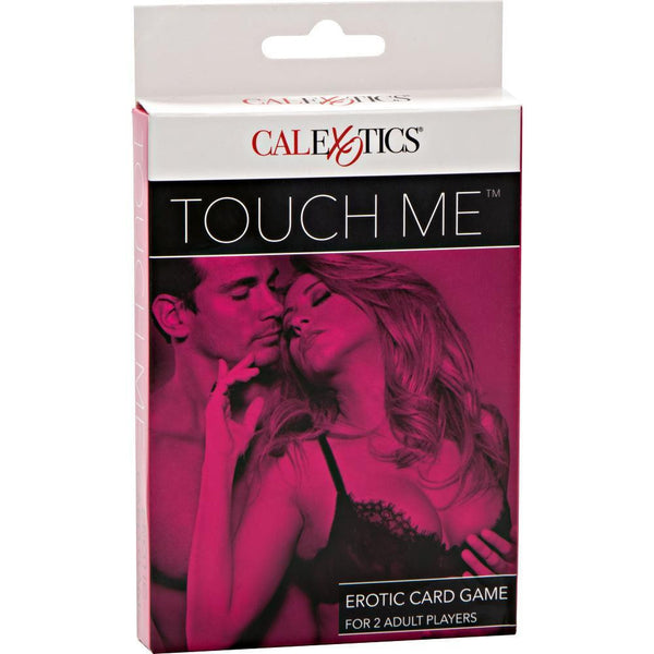it'spleaZure Adult Games California Exotics Touch Me Card Game