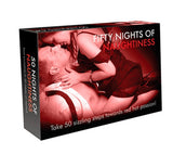 ItspleaZure Adult Games ItspleaZure Fifty Nights Of Naughtiness - Kheper Games