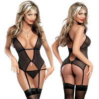 Buy ItspleaZure Flirtatious Black Babydoll for Rs. 699.00 at itspleaZure
