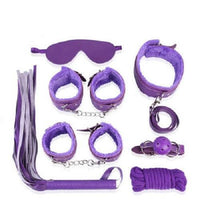 ItspleaZure Bondage Kit ItspleaZure Intermediate 8 piece Bondage Kit