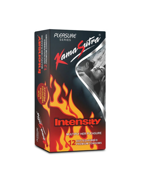 Buy KamaSutra Intensity Condom Pack Of 12 for  at itspleaZure