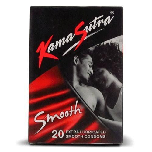 ItspleaZure Condom KamaSutra Smooth Condom Pack Of 20