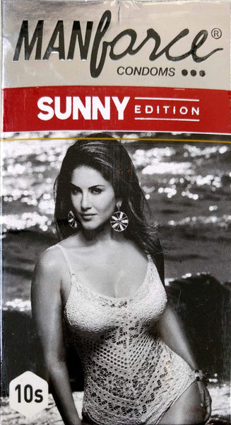Buy Manforce Sunny Edition Pack Of 10 for  at itspleaZure