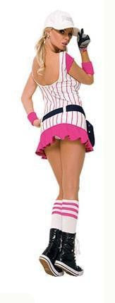 ItspleaZure Baseball Cutie Costume for  at itspleaZure