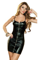 Buy ItspleaZure Erotic Black Wetlook Dress for Rs. 699.00 at itspleaZure