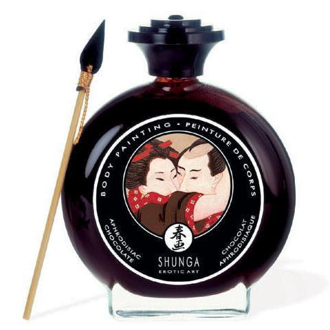 ItspleaZure Edible Products Shunga Aphrodisiac Chocolate Edible Body Painting